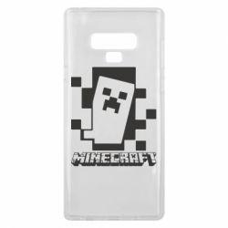 Чохол для Samsung Note 9 Color Minecraft