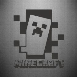 Наклейка Color Minecraft