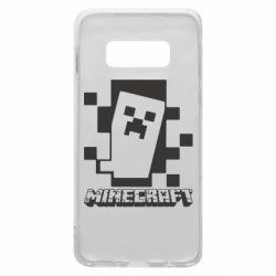 Чохол для Samsung S10e Color Minecraft