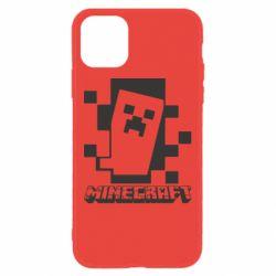 Чохол для iPhone 11 Color Minecraft