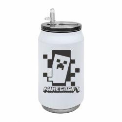 Термобанка 350ml Color Minecraft
