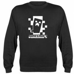 Реглан (світшот) Color Minecraft