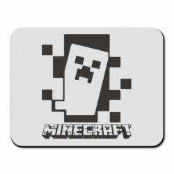 Килимок для миші Color Minecraft