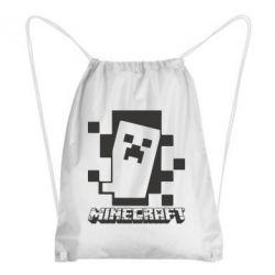 Рюкзак-мішок Color Minecraft