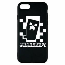Чохол для iPhone 7 Color Minecraft