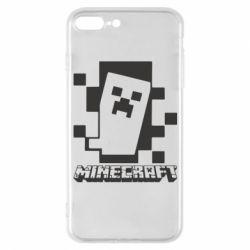 Чохол для iPhone 7 Plus Color Minecraft