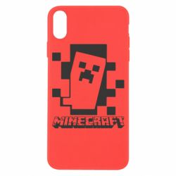 Чохол для iPhone X/Xs Color Minecraft