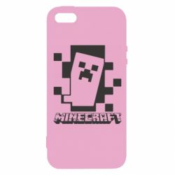Чохол для iphone 5/5S/SE Color Minecraft
