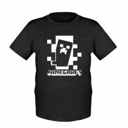 Дитяча футболка Color Minecraft