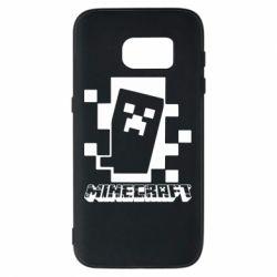 Чохол для Samsung S7 Color Minecraft