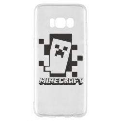 Чохол для Samsung S8 Color Minecraft