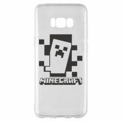 Чохол для Samsung S8+ Color Minecraft