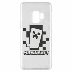 Чохол для Samsung S9 Color Minecraft
