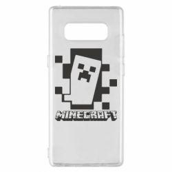 Чохол для Samsung Note 8 Color Minecraft
