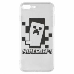 Чохол для iPhone 8 Plus Color Minecraft