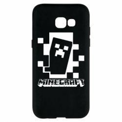 Чохол для Samsung A5 2017 Color Minecraft