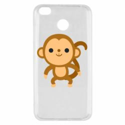 Чехол для Xiaomi Redmi 4x Colored monkey
