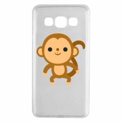 Чохол для Samsung A3 2015 Colored monkey