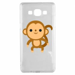 Чохол для Samsung A5 2015 Colored monkey