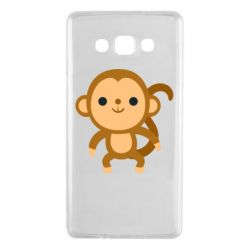 Чохол для Samsung A7 2015 Colored monkey