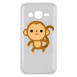 Чохол для Samsung J2 2015 Colored monkey