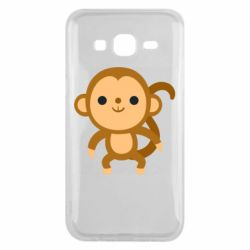 Чохол для Samsung J5 2015 Colored monkey