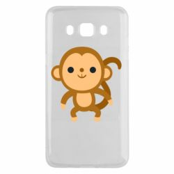 Чохол для Samsung J5 2016 Colored monkey