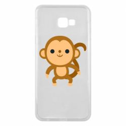 Чохол для Samsung J4 Plus 2018 Colored monkey