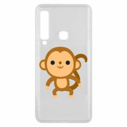 Чохол для Samsung A9 2018 Colored monkey