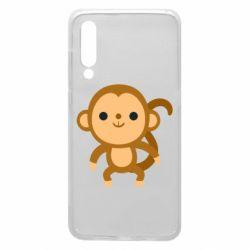 Чехол для Xiaomi Mi9 Colored monkey