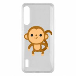 Чохол для Xiaomi Mi A3 Colored monkey