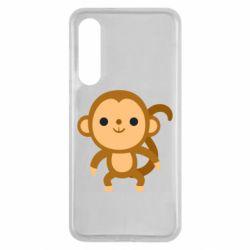 Чехол для Xiaomi Mi9 SE Colored monkey