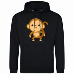 Чоловіча толстовка Colored monkey