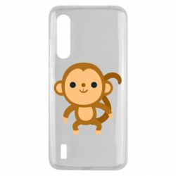 Чехол для Xiaomi Mi9 Lite Colored monkey