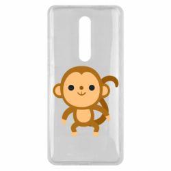 Чехол для Xiaomi Mi9T Colored monkey