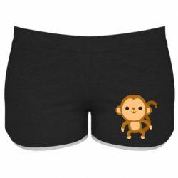 Жіночі шорти Colored monkey