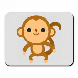 Килимок для миші Colored monkey