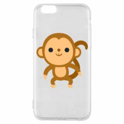 Чохол для iPhone 6/6S Colored monkey