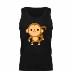 Майка чоловіча Colored monkey