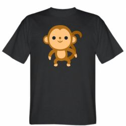 Чоловіча футболка Colored monkey