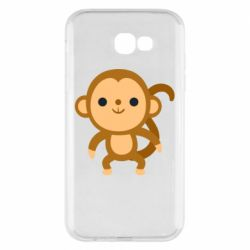 Чохол для Samsung A7 2017 Colored monkey