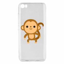 Чехол для Xiaomi Mi5/Mi5 Pro Colored monkey