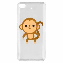 Чехол для Xiaomi Mi 5s Colored monkey