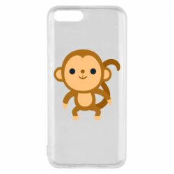Чехол для Xiaomi Mi6 Colored monkey