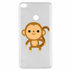 Чехол для Xiaomi Mi Max 2 Colored monkey