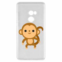 Чехол для Xiaomi Mi Mix 2 Colored monkey