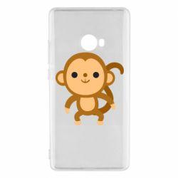 Чехол для Xiaomi Mi Note 2 Colored monkey
