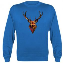 Реглан Colorful deer - FatLine