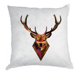 Подушка Colorful deer - FatLine