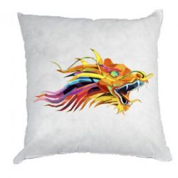 Подушка Colorful Dragon